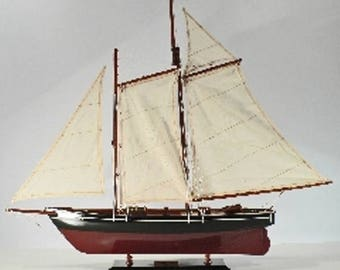 Hand made wooden Yachts & Boats