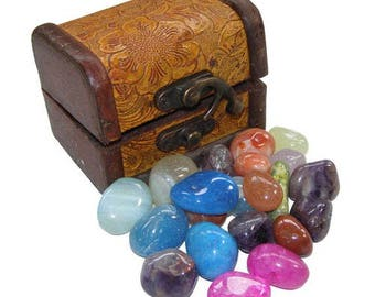 The treasure - chest mineral Collection