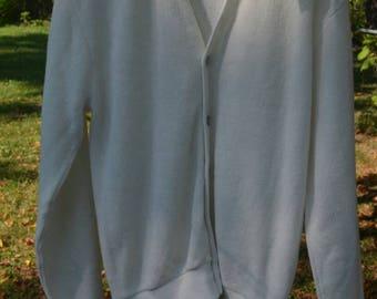 Vintage LL Bean - vintage LL Bean cardigan - men's cardigan - vintage men's cardigan - vintage cardigan