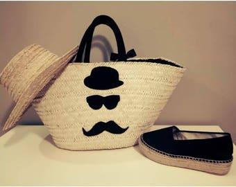 Bassinet mustache