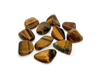 1 roll of Tiger eye stone