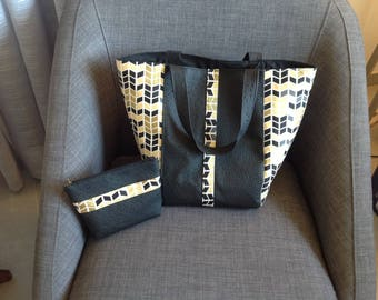 Combo bag and clutch