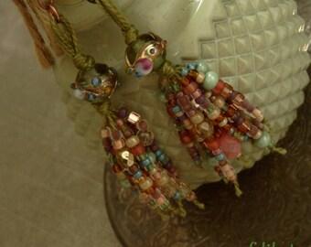 Memó * nostalgic amulet - earrings