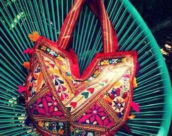 Bag Indian batik boho