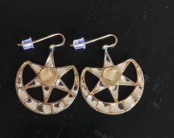 Amber Sami - Salar Jung Medium Earrings