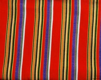 striped multicolored