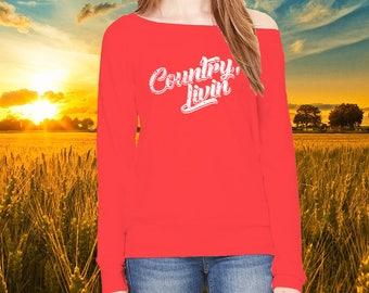 Country Living Apparel Women's Sweatshirt