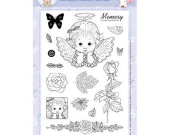 Stamp small ange_TMH970101