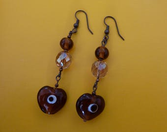 Lobe earrings. Gift for you.