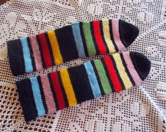 knit socks wool socks knitted socks Scandinavian pattern Norwegian socks Christmas socks gift to man. gift to woman men socks Women socks