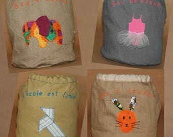 Duffel bag, like a large - Selection of 4