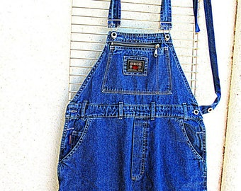 Denim apron for women or men.