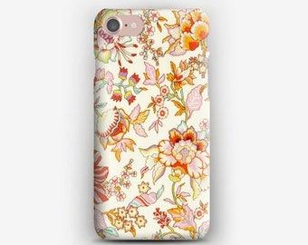 Hard iPhone case 7 + 7 Christelle liberty
