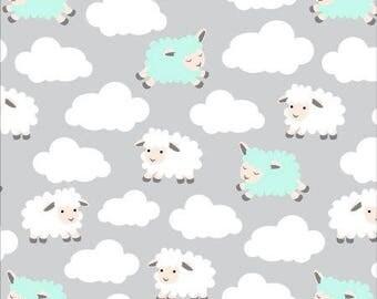 Sheep Fleece Tie Blanket