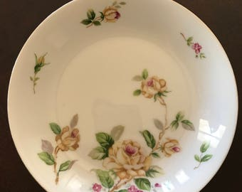 Golden Rose by Lynmore |Soup Bowl | Fine China (Japan)