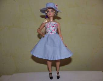 Dress for the new Barbie Curvie