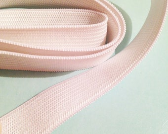 Soft elastic white 15mm