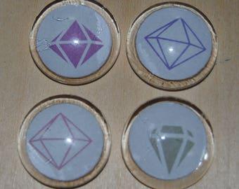 Gems Magnets
