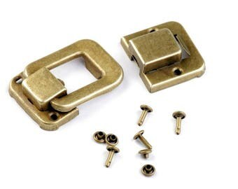 clasp type clasp old gold