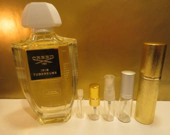 Creed - Iris Tubereuse 1-10ml travel samples, niche perfume