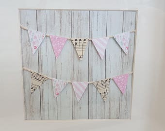 Bunting Picture Box