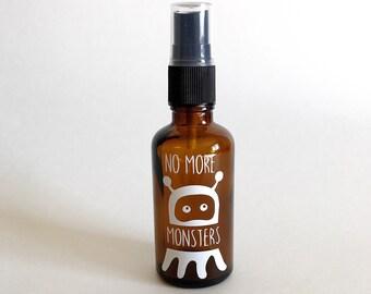 Monster Spray | Essential Oil- Spray- Bottle- Label