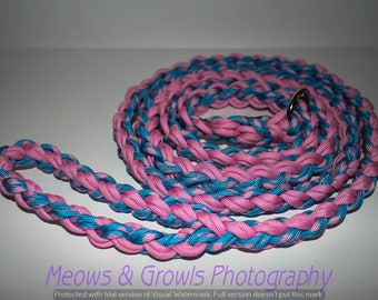 Pink/Blue Slip Lead