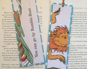 Marvin K. Mooney Will You Please Go Now By Dr. Seuss Bookmarks