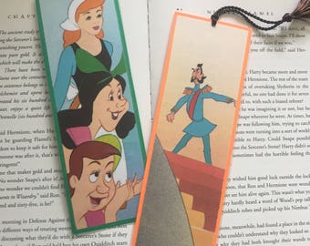 Cinderella Disney Bookmarks