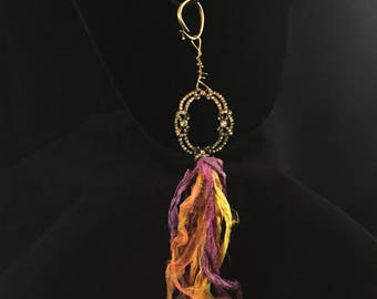 Chic Boho Bling Necklace