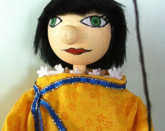 """Yoko"" marionette"