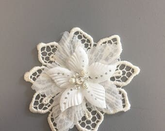 Embroidery sewing decor