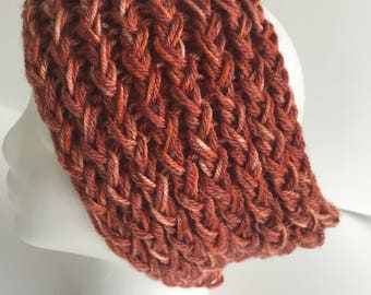 Handmade Knitted Ear warmer / Headband Item #4002