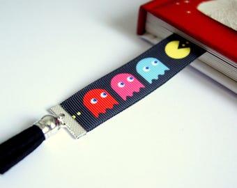 Bookmark Ribbon - Pacman