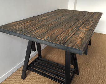 Dining table pallets