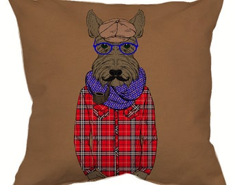 Throw pillow Gift for dog lover Personalized dog Pet pillow Custom  pillow Decorative pillow Dog lover Personalized pillow Dog pillow
