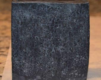 Handmade Soap - Sea salt & Charcoal