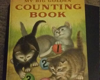 My Big Golden Counting Book