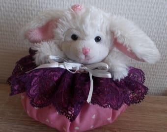 "Plush Lavender scented ball ""Bunny"""