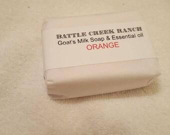 Standard Size Goats Milk Soap Bar
