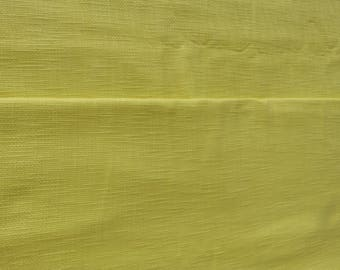 Great vintage sunny yellow curly wool