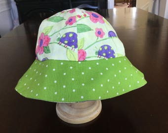 Country Garden Sun Hat