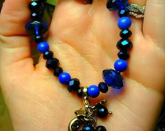 Midnight dreams bracelet