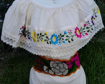 My fiesta Mexican blouse