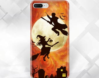 Halloween Harry Potter Case, Harry Potter iPhone Case, iPhone 7, 6S, 7 Plus, 5C, SE, 5S & Touch 6 Samsung S8, S8 Plus, S7, Galaxy A3, A5