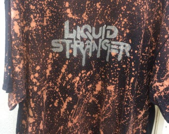 Liquid stranger shirt