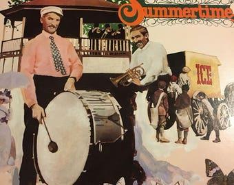 In the good old summertime vinyl album