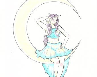 Moon(wo)man
