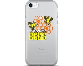 Protect The Bees iPhone 7/7 Plus Case