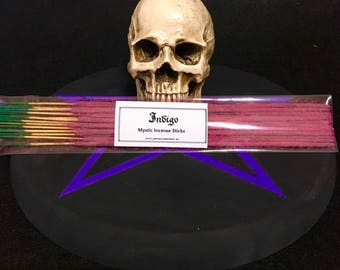 INDIGO MYSTIC INCENSE Sticks
